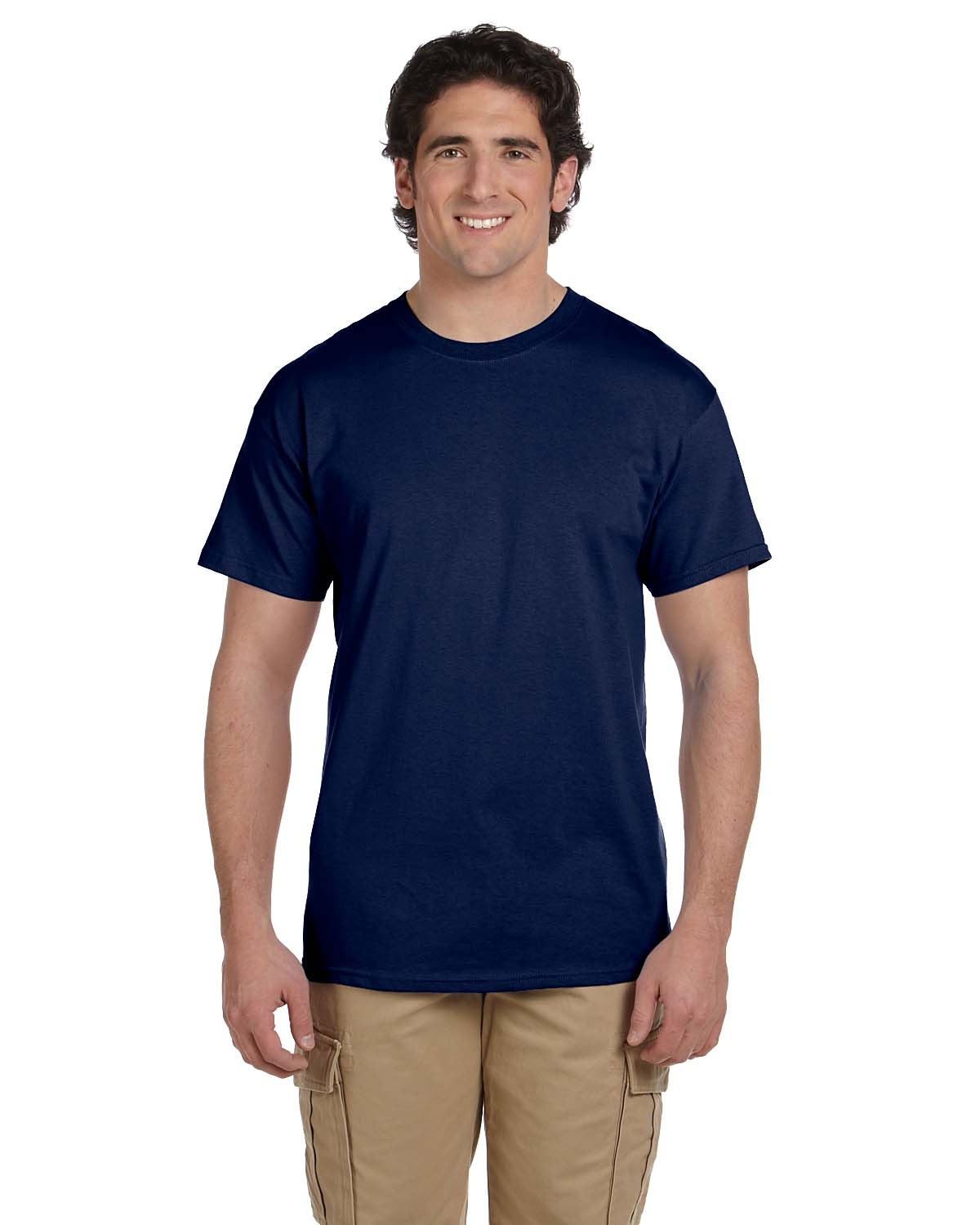 Gildan Ultra Cotton® Tall 6 Oz. Short-Sleeve T-Shirt