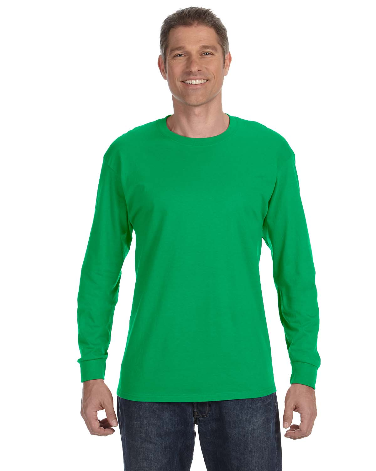 3510d9e76 Gildan Heavy Cotton™ 5.3 Oz. Long-Sleeve T-Shirt | Long Sleeve ...