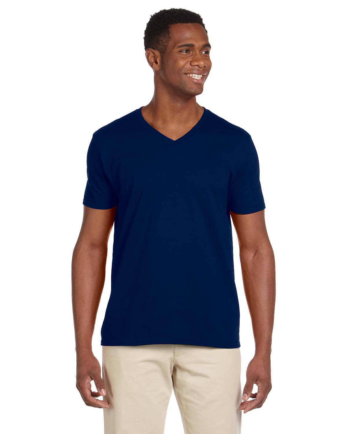 Gildan Softstyle® 4.5 Oz. V-Neck T-Shirt