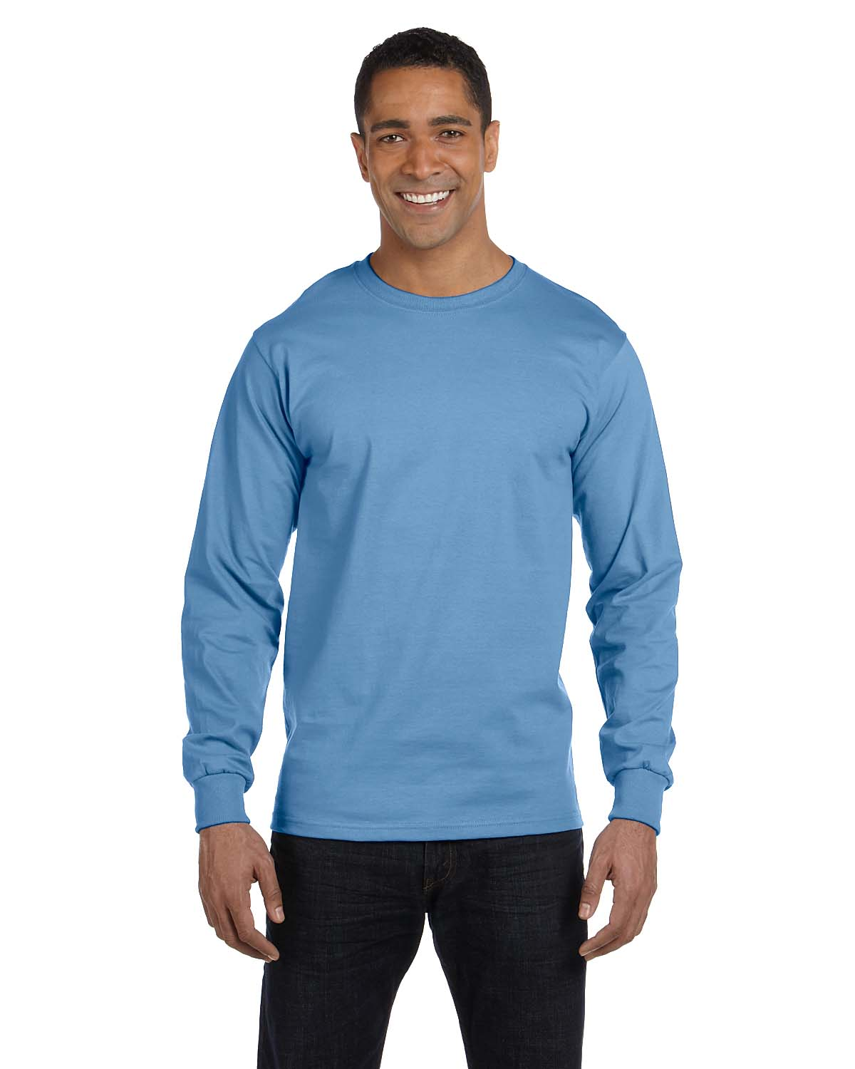 Gildan DryBlend® 5.6 Oz., 50/50 Long-Sleeve T-Shirt