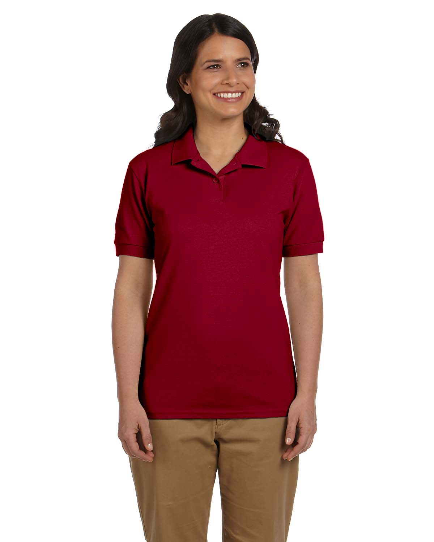 Gildan DryBlend® Ladies 6.5 Oz. Pique Sport Shirt