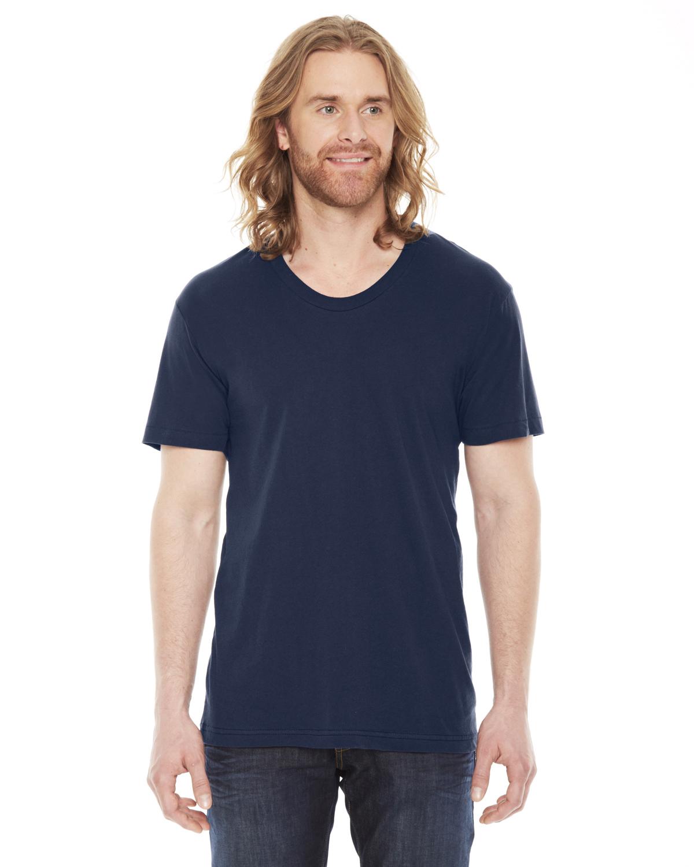 79bed71209cf American Apparel Unisex Sheer Jersey Loose Crew Summer T-Shirt ...
