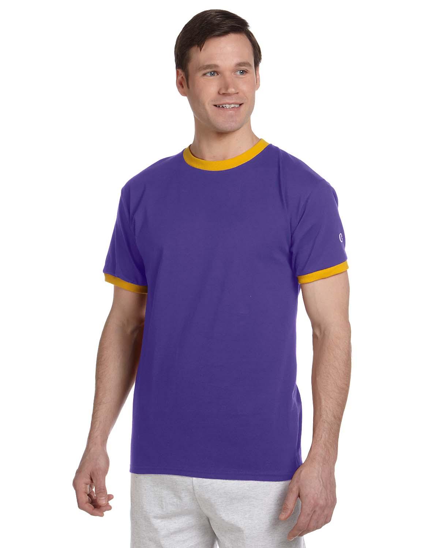 Champion 5.2 Oz. Ringer T-Shirt