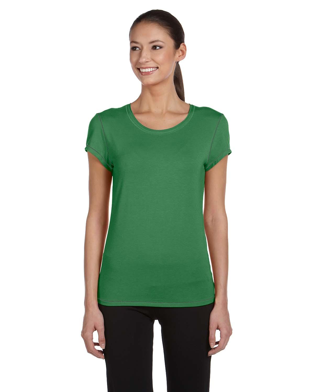 Alo Sport Ladies Bamboo Short-Sleeve T-Shirt
