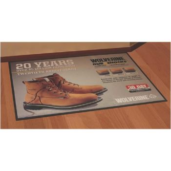 "18"" x 24"" Floor Impressions™ High Traffic Mat"