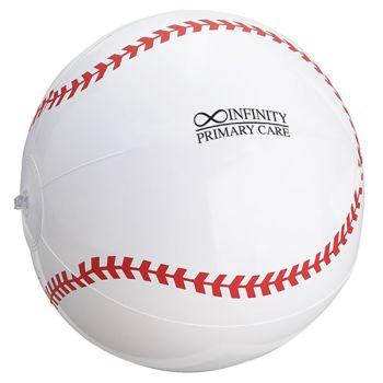 Baseball Beach Ball
