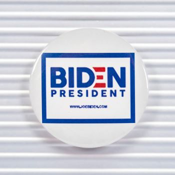 Biden President Pin Buttons