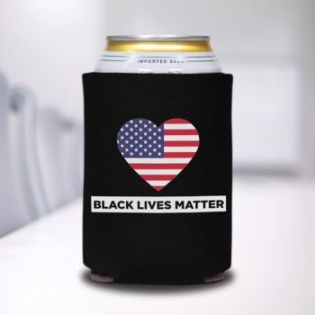 Black Lives Matter USA Can Coolers