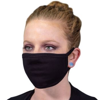 Blank Printable Cotton Fabric Face Masks