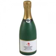 Champagne Bottle Stress Reliever