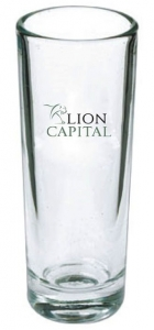 Custom Clear Cordial Shot Glass- 2.5 Oz.