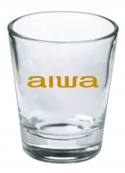 Clear Standard Shot Glass- 1.5 oz.