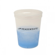 Custom Color Changing Stadium Cup - 16 Oz.