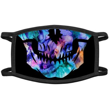Colorful Skull Face Masks
