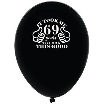 "Custom 9"" Latex Balloons"