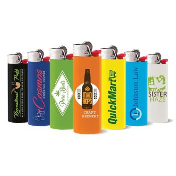 Custom BIC Maxi Lighters