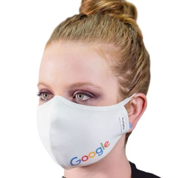 Custom Reusable Lightweight Fabric Face Masks