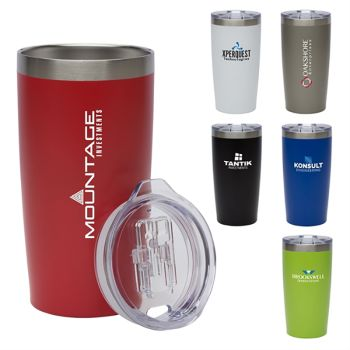 Custom Stormy 20 oz. Double Wall Stainless Steel Tumblers