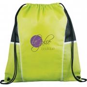 The Diamond Drawstring Cinch Backpack