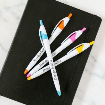 Dynamic Ballpoint Pens