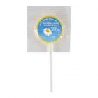 Custom Full Color Flavored Fruit Lollipop