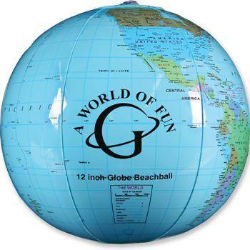 "Globe Beach Ball - 16"""