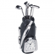 Custom Golf Bag Clock