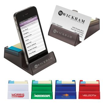 Handy Media Card Stand