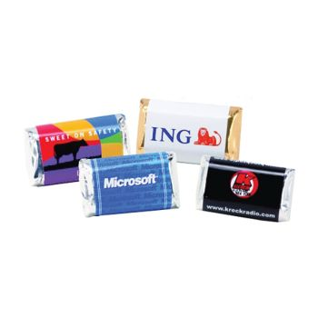 Hershey's® Wrapped Chocolate Bars / Mini