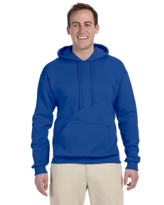 Custom Jerzees Tall 8 Oz., 50/50 Nublend® Fleece Pullover Hood