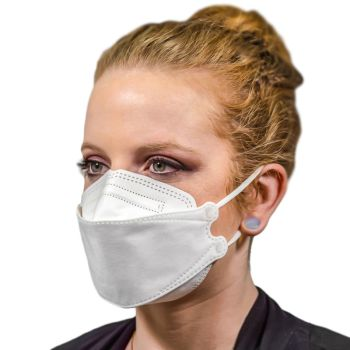 KN95 5-Layer Folded Disposable Face Masks