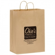 Mart Kraft Paper Bag