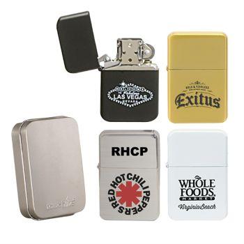Oil Flip Top Wick Style Lighters