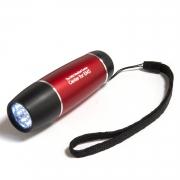 Custom Palm Flashlight