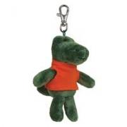 Custom Plush Wild Bunch Key Tags-gator