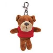 Custom Plush Wild Bunch Key Tags- Dog