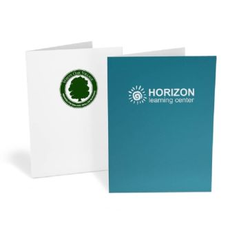 Presentation Folder-1 Color Ink Printed