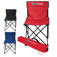 Custom Price Buster Folding Chair With Carrying Bag