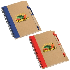 Custom Promo Write Recycled Notebook
