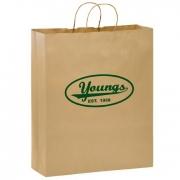 Queen Paper Kraft Bag