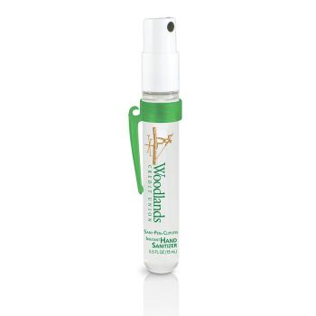 Sani-Pen Clipless Hand Sanitizer Spray