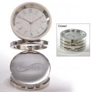 Custom Spiral Clock