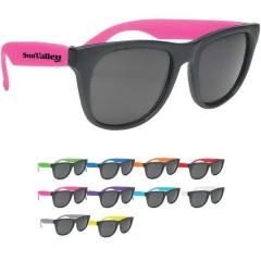 Custom Sunglasses - Black Frame