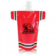 Super Fan Flat Bottle 16oz