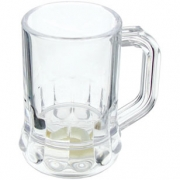 Tequila Worm Mini Mug 1.25oz