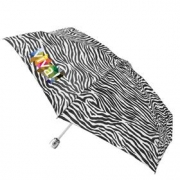 Totes (R) Mini Umbrella With Purse case
