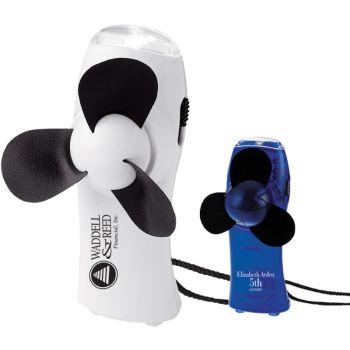 Turbo Mini Fan / Flashlight