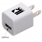 Custom Usb Wall Plug In Charger Adapter