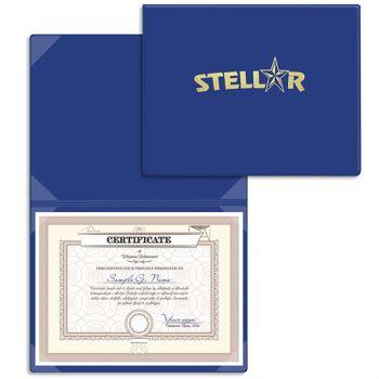 Vinyl Certificate Diploma Holders