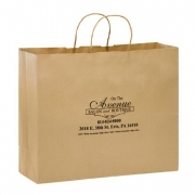 Vogue Kraft Paper Bag